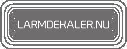 Larmdekaler.nu logo footer
